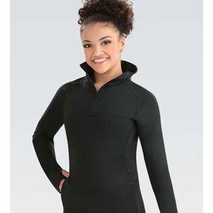 NWT Kids GK Elite Activetek 1/4 zip pullover